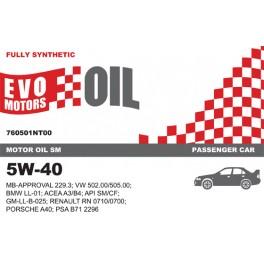 Ulei pentru motor SM 5W-40
