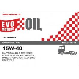 Ulei pentru motor HDL 15W-40